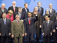 Wo bitte geht es in die Zukunft? Der G-20-Gipfel hat die Machtverhältnisse bereits verschoben.