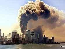 9-11 - der Tag, an dem die Welt den Atem anhielt.