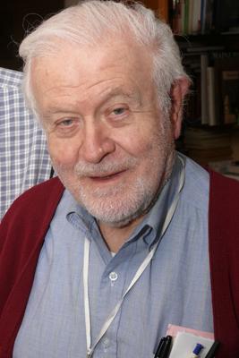 Will die Welt vor den Lasten des Klimaschutzes bewahren: Fred Singer (85).