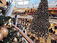 Bei Geschenken wird nicht gegeizt: Die meisten Deutschen wollen 2009 die selbe Summe investieren wie 2008.